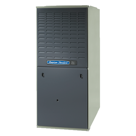 American Standard Silver 80h gas furnace.